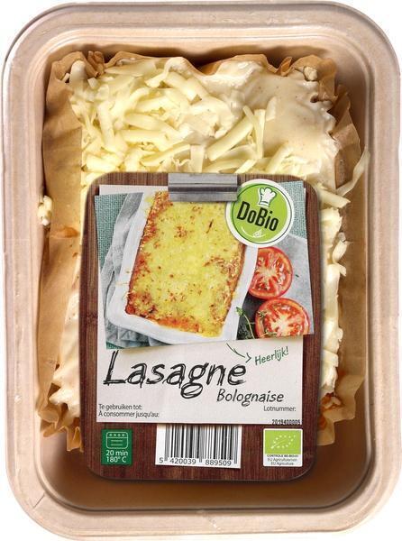 Lasagne bolognaise (400g)
