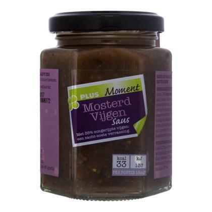 Mosterd vijgen saus (200g)
