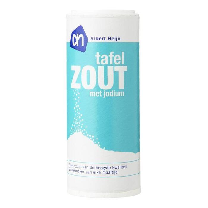 Tafelzout met jodium (125g)