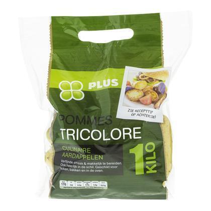 PLUS Feestmoment Tricolore aardappelen (1g)