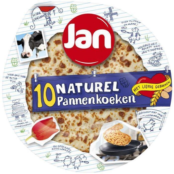 Jan Pannenkoeken naturel (675g)