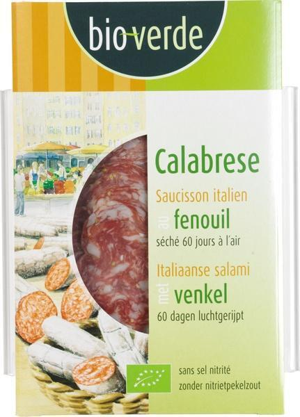 Salami Calabrese gesneden (80g)