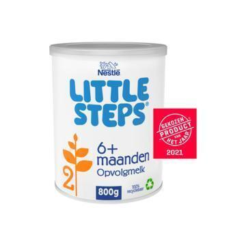 LITTLE STEPS® 2 Opvolgmelk Standaard 6+ mnd 800 g (800g)
