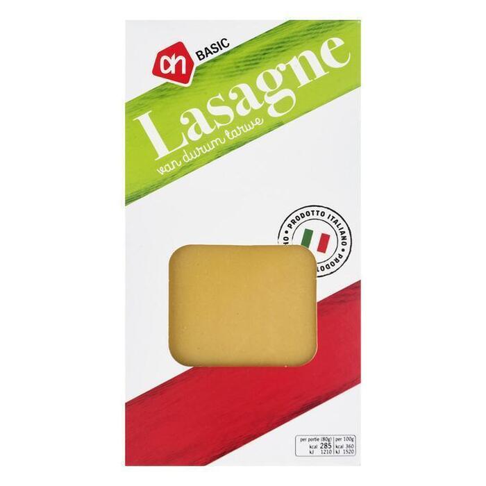 AH BASIC Lasagne (500g)