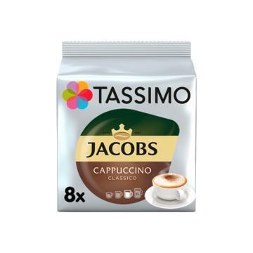 Tassimo Cappuccino 8 Stuks (260g)