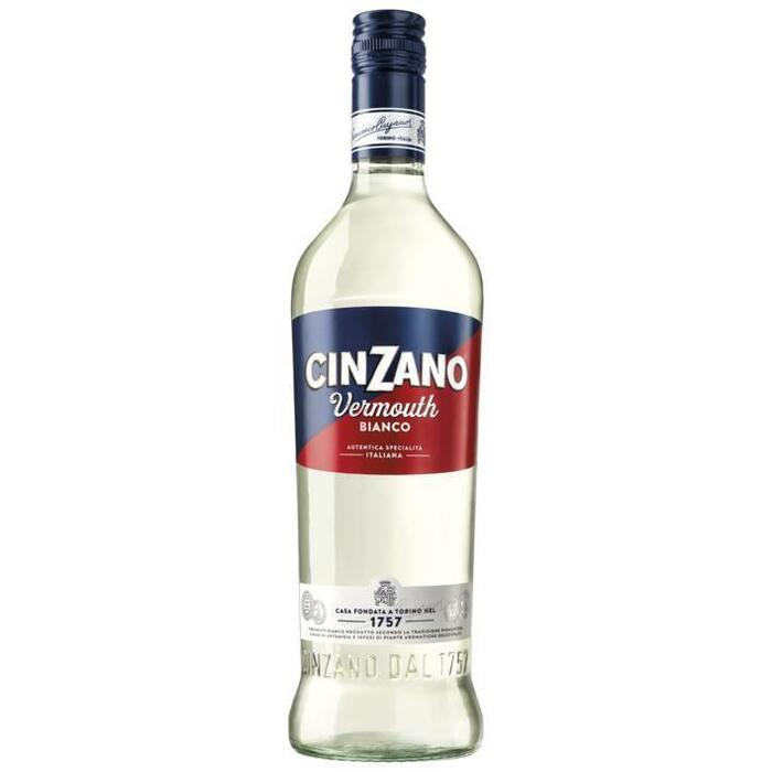 Bianco Vermouth (glas, 0.75L)