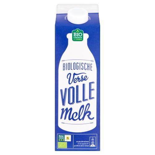 Jumbo Biologische Verse Volle Melk 1L (1L)