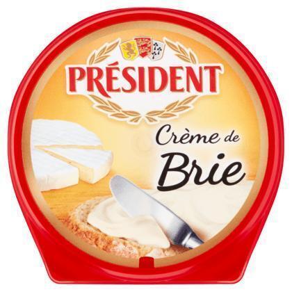 Crème de brie (Stuk, 125g)