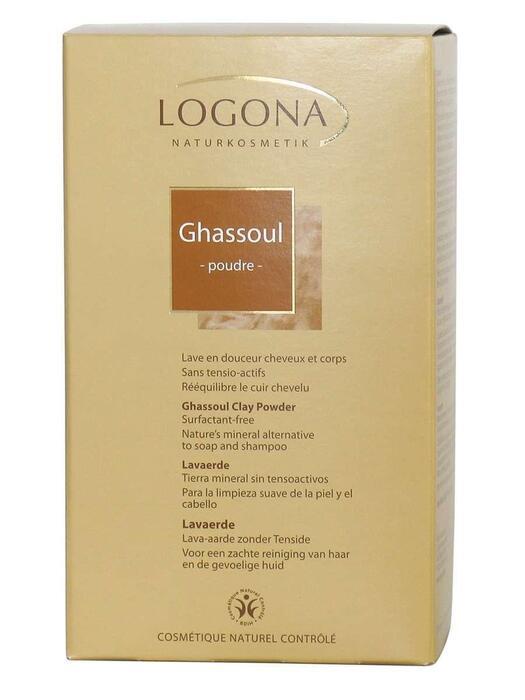 Lavaerde Bruin Poeder Logona 1kg (1kg)