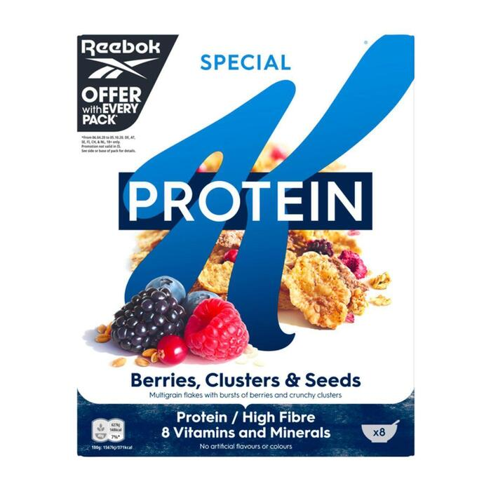 Kellogg's Special k protein berries (320g)