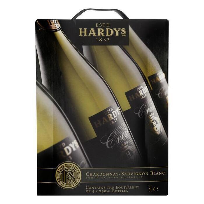 Hardys Crest Wit (3L)