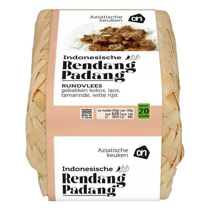 AH Rendang padang Indonesisch stoofpotje (450g)