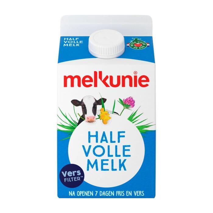 Halfvolle melk (Stuk, 0.5L)