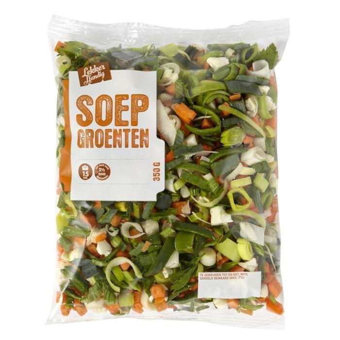 Soepgroenten (350g)