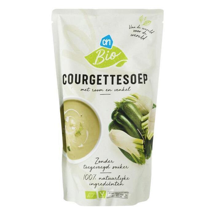 Courgettesoep in zak (0.57L)