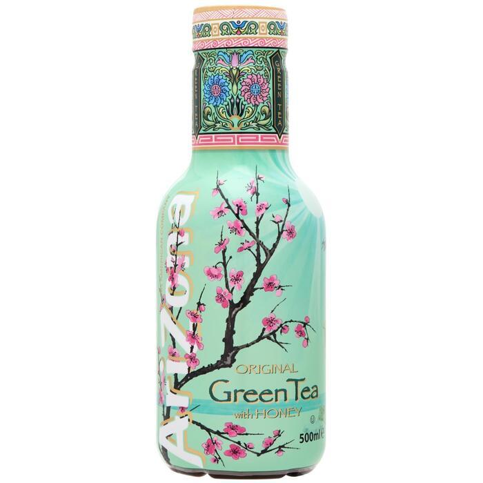 Arizona Green Tea (rol, 0.5L)