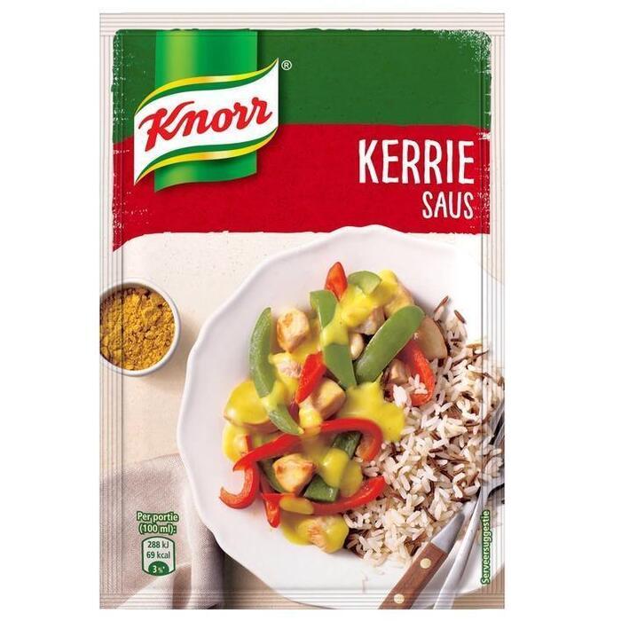 Knorr Mix Kerriesaus (28g)