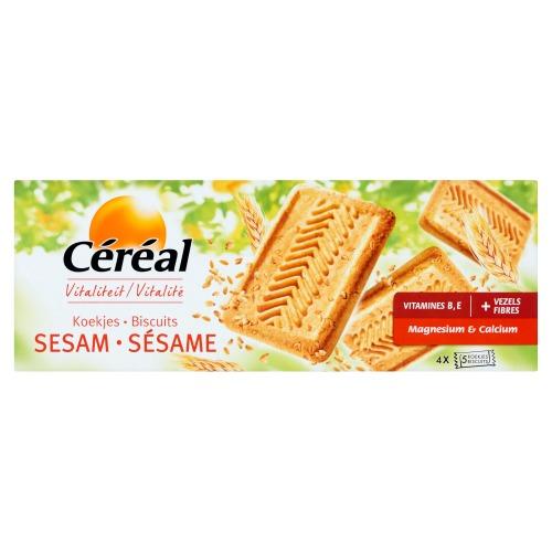 Cereal Sesam koekjes (230g)