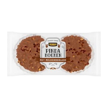 Jumbo Pinda Koeken met Melkchocolade 200 g (200g)