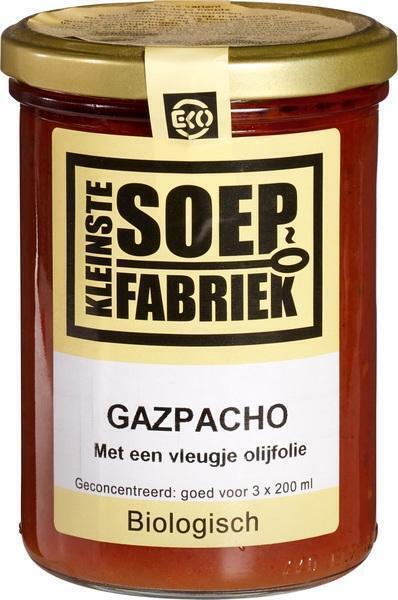 Rode gazpacho (40cl)