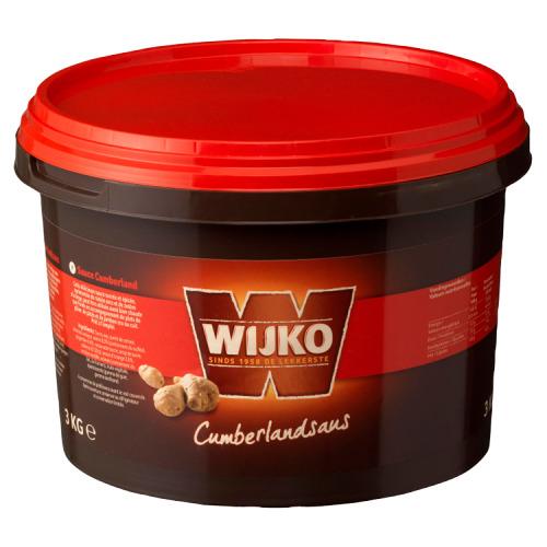 Wijko Cumberlandsaus (3kg)