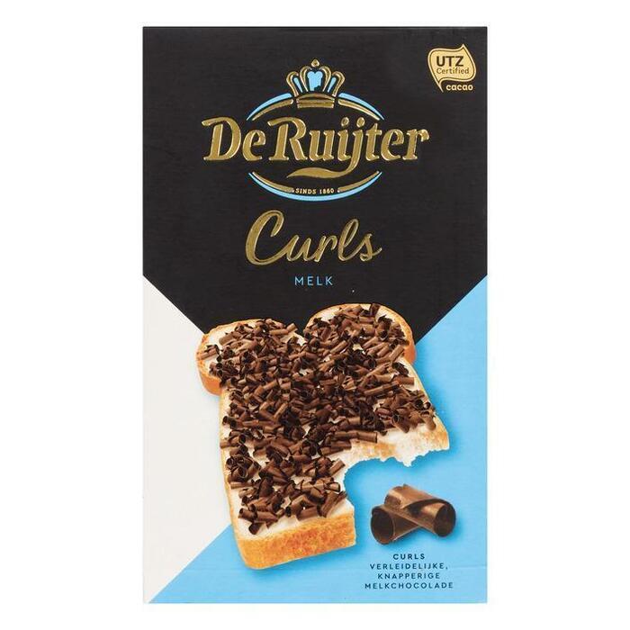 De Ruijter Curls melk (170g)