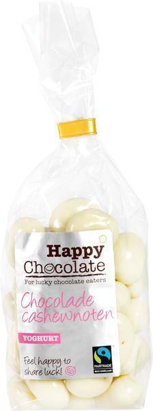 Chocolade cashewnoten yoghurt (zak, 175g)
