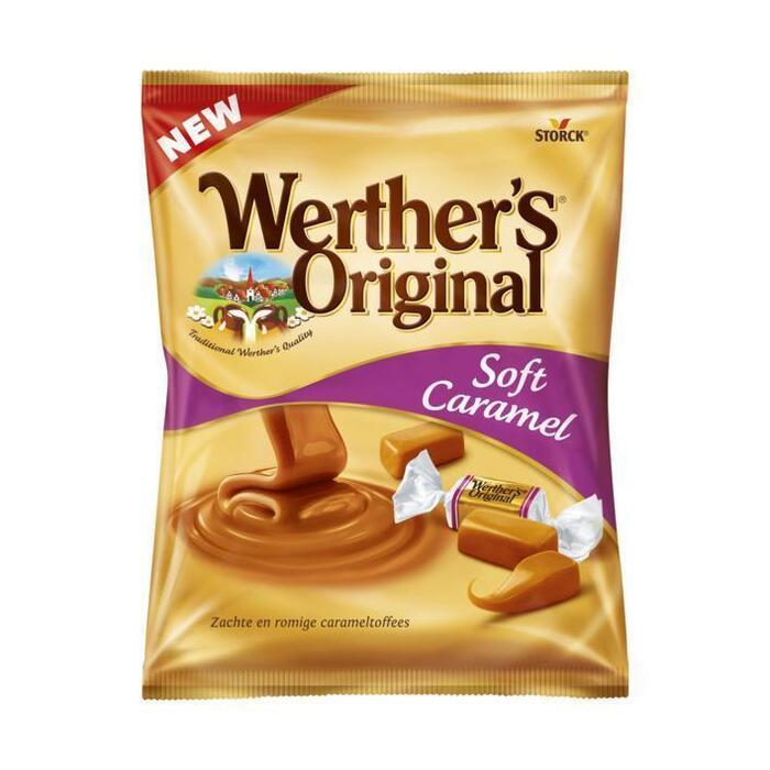 Werther's Original Soft caramel (150g)