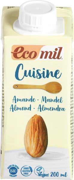 Amandel cuisine (pak, 200ml)