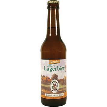 Müller's lagerbier (33cl)