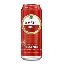 Amstel Bier Pilsener (rol, 50 × 0.5L)