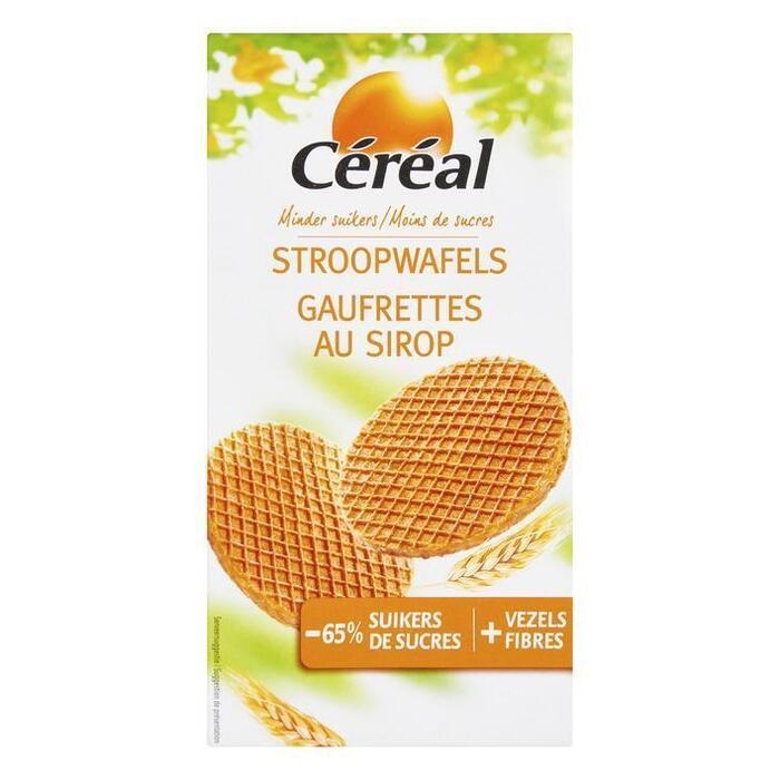 Céréal Minder Suikers Stroopwafels 6 Stuks 175 g (175g)