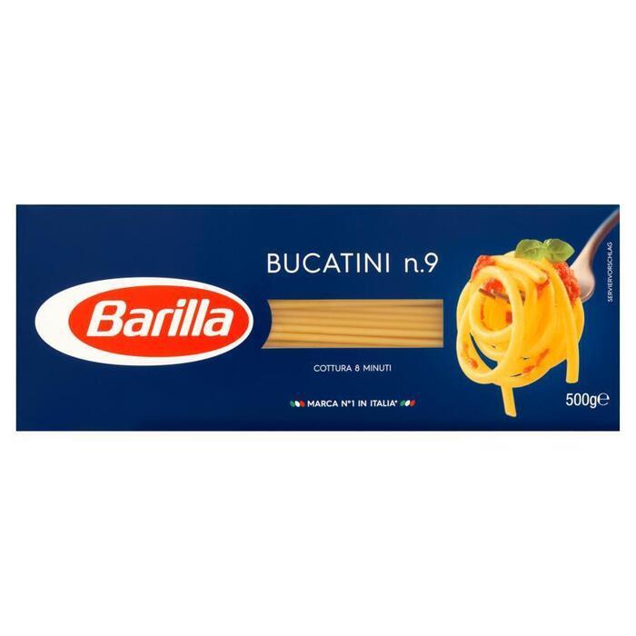 Barilla Bucatini n.9 500g (480g)
