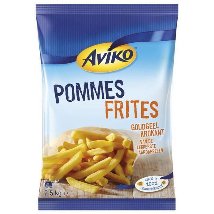 Pommes Frites (zak, 2.5kg)