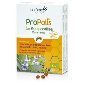 Keelpastilles propolis (50g)