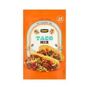 Jumbo Taco Mix 28 g (28g)