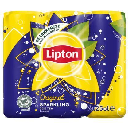 Lipton  Ice tea sparkling (rol, 1.5L)