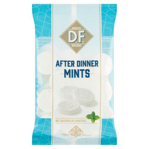 D.F. After Dinner Mints met Natuurlijke Muntolie 150 g (150g)