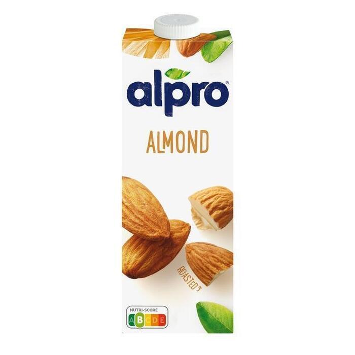 Alpro Almond Original (Stuk, 1L)