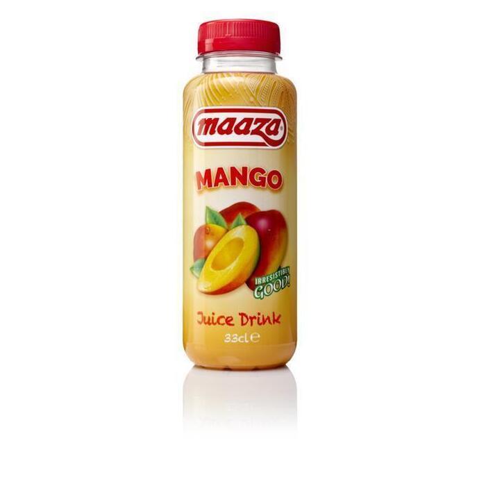 Maaza Mango Juice Drink 33 cl (rol, 33 × 33cl)