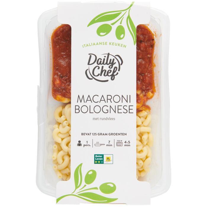 Macaroni bolognese (450g)