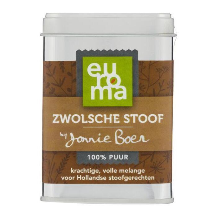 Euroma Zwolsche Stoof by Jonnie Boer 90g (can, 90g)