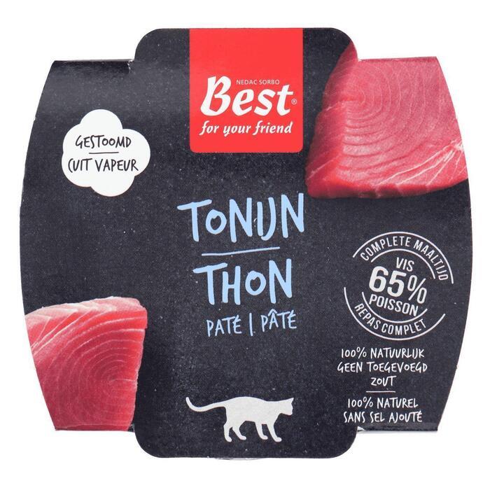 Kat tonijn pate (100g)