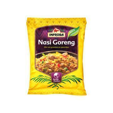 Nasi goreng (30% minder zout) (45g)