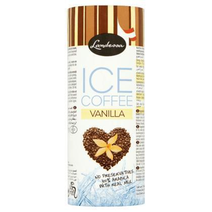 Icecoffee vanille (can, 230ml)