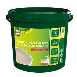 Knorr Champignonsoep 3KG 1x (3kg)