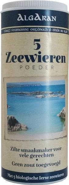 5-Zeewieren poeder (40g)