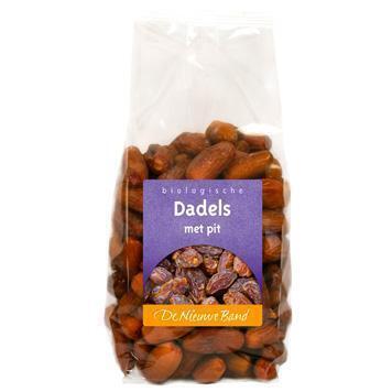 Dadels met pit (zak, 1kg)