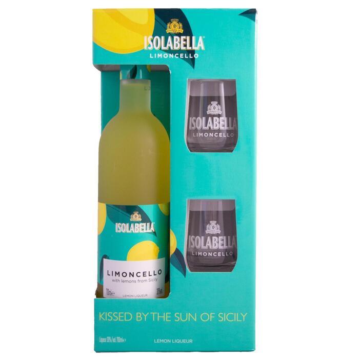 Limoncello + 2 glazen gvp (0.7L)