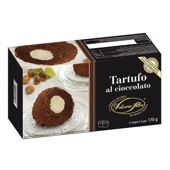 Dolceria Alba Tartufo al cioccolato (170g)